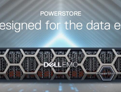 UPCOMING WEBINAR: POWERSTORE: DESIGNED FOR THE DATA ERA